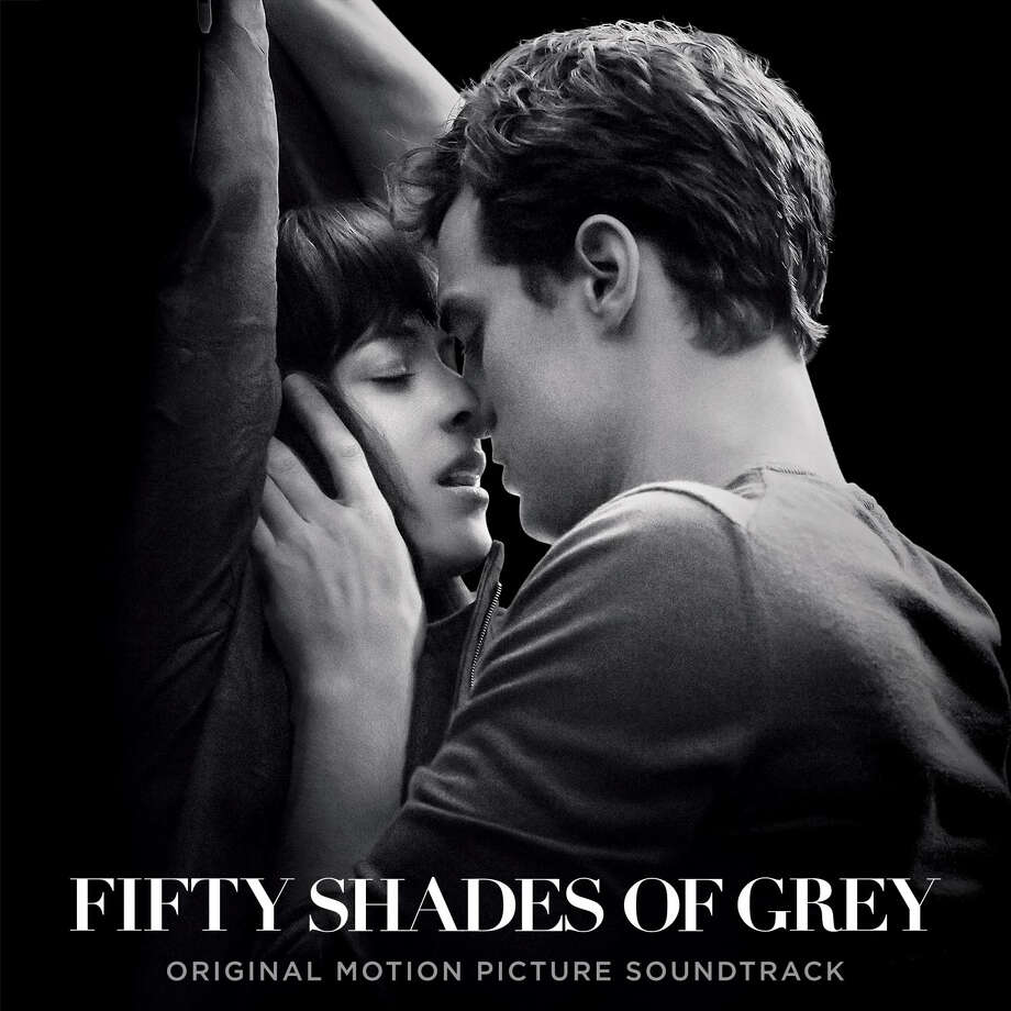 "This CD cover image released by Republic Records shows the oriiginal motion picture soundtrack for ""Fifty Shades of Grey."" Photo: AP Photo/Republic Records / Associated Press"