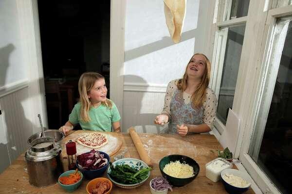 Recipe Family Pizza Night Sfchronicle Com