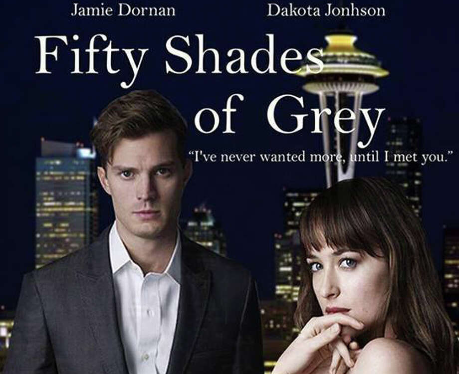 """""""Fifty Shades of Grey,"""" the film adaptation of E.L. Jamesí provocative novel, is debuting in theaters this Valentine's Day. Photo: Contributed Photo / Westport News"""
