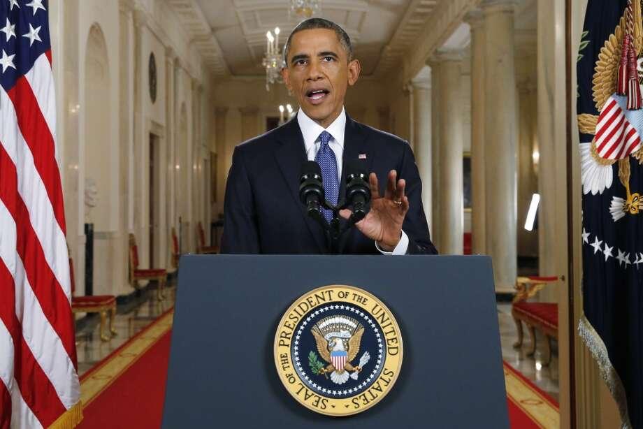 El presidente Barack Obama anunció su orden ejecutiva sobre inmigración el pasado 20 de noviembre durante un discurso televisado a toda la nación. Photo: Pool, Getty Images