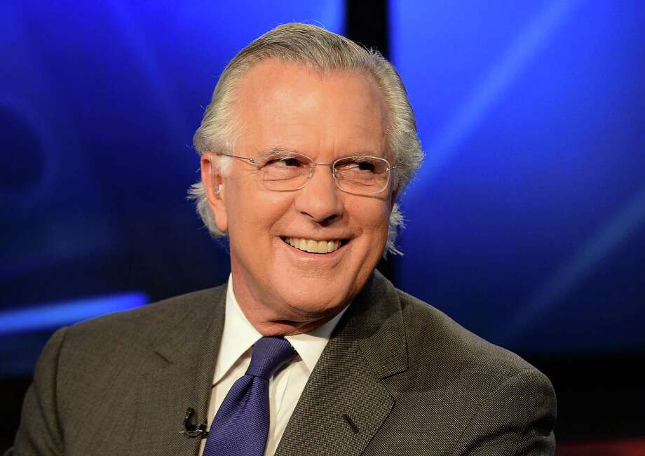 Former Federal Reserve Bank of Dallas CEO Richard Fisher was the featured speaker at the latest event in Trinity University's 2015 Policy Maker Breakfast series. Photo: Getty Images File Photo / 2015 Getty Images