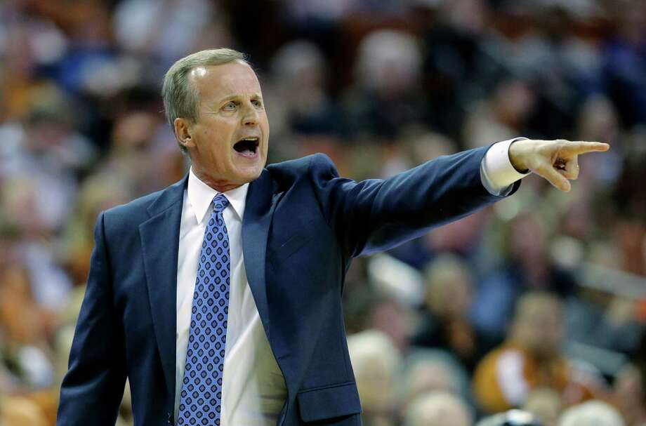 In order to quiet his critics, Rick Barnes knows his Longhorns must finish the season strong. An NCAA Tournament bid might determine the year's success. Photo: Eric Gay, STF / AP
