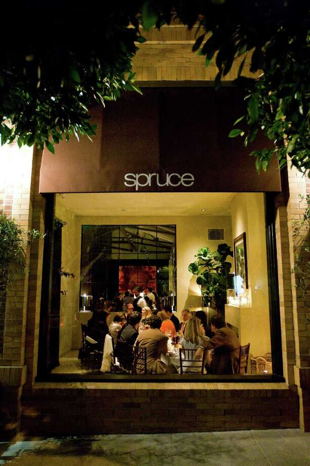 Spruce in San Francisco. Photo: Drew Altizer / Special To The Chronicle