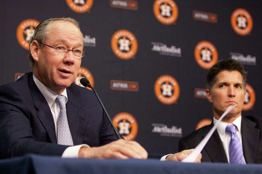 Jim Crane's divorce from Franci Neely after 21 years of marriage will not affect the Astros' ownership situation. Photo: Johnny Hanson, Staff / Houston Chronicle