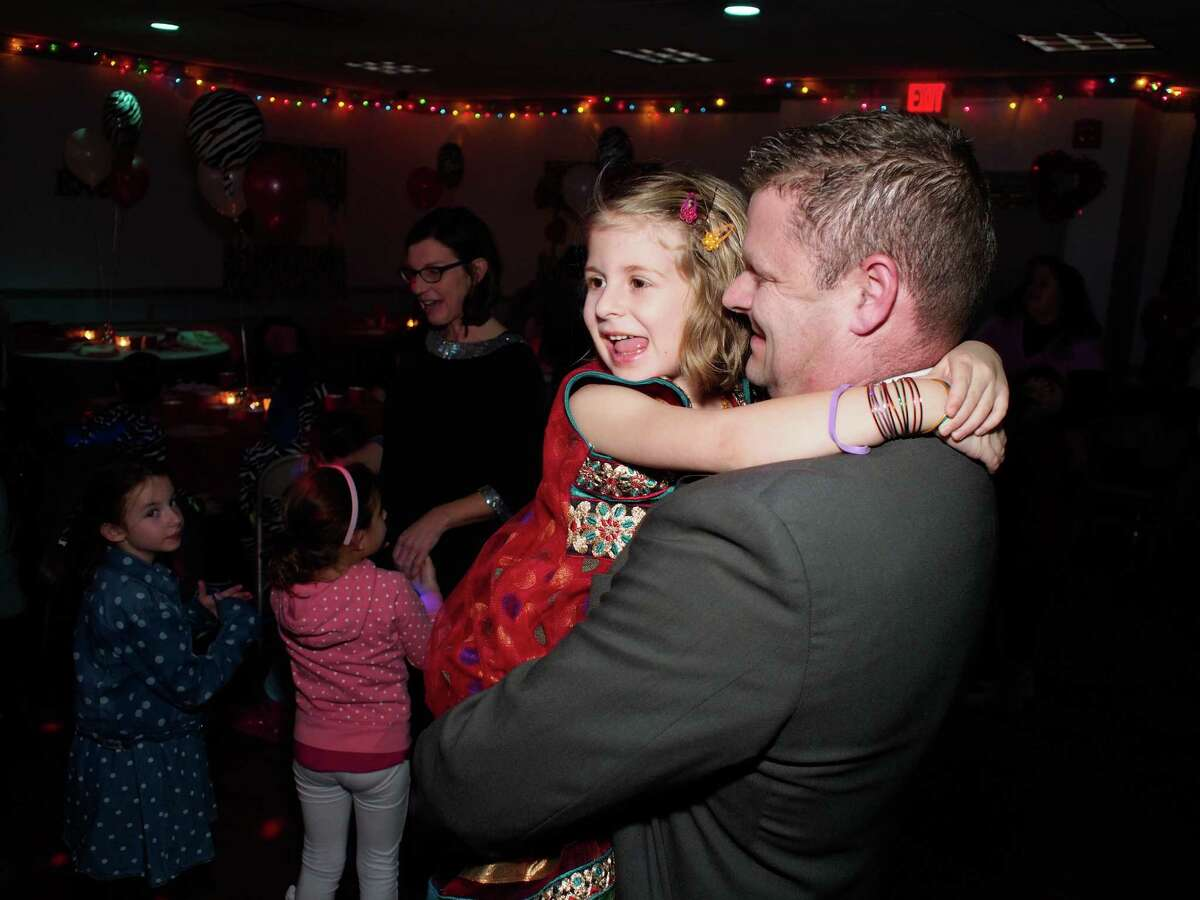 Dads and daughters will dine, dance, and create a special memory while giving back to local children's charities this Friday at the Ethan Allen Hotel in Danbury during the annual Princess Ball. Find out more.