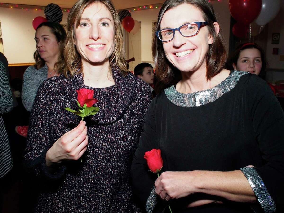 Zappy Zebra in Stamford held a father/daughter, mother/son Valentine's dance on February 13, 2015 at the Belltown Firehouse in Stamford. Were you SEEN dancing with your little one?