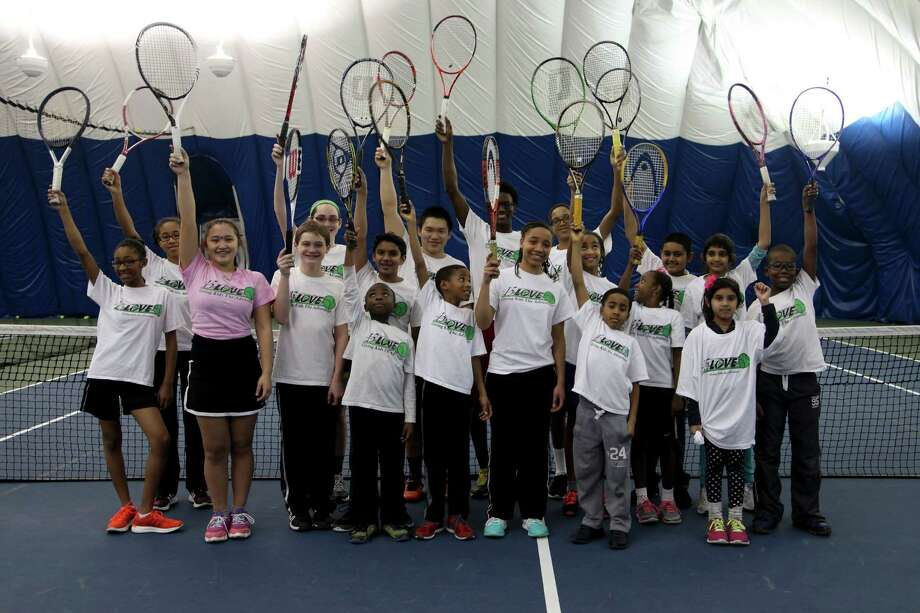 Youth Sports: Big assist for 15-LOVE tennis program - Times Union