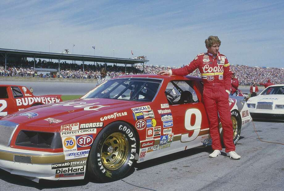 1985: Bill Elliott Driving a Ford Starting position: Pole Photo: Focus On Sport, Getty Images / 1985 Focus on Sport
