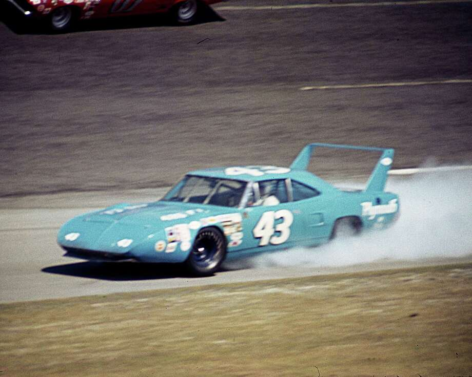 1970:  Pete Hamilton Driving a PlymouthStarting position: 9 Photo: RacingOne, Getty Images / 2012 RacingOne