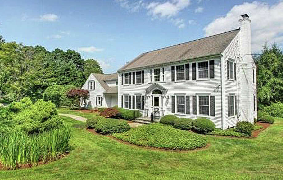 The property at 819 Old Academy Road was recently sold for $1,410,000. Photo: Contributed Photo / Fairfield Citizen
