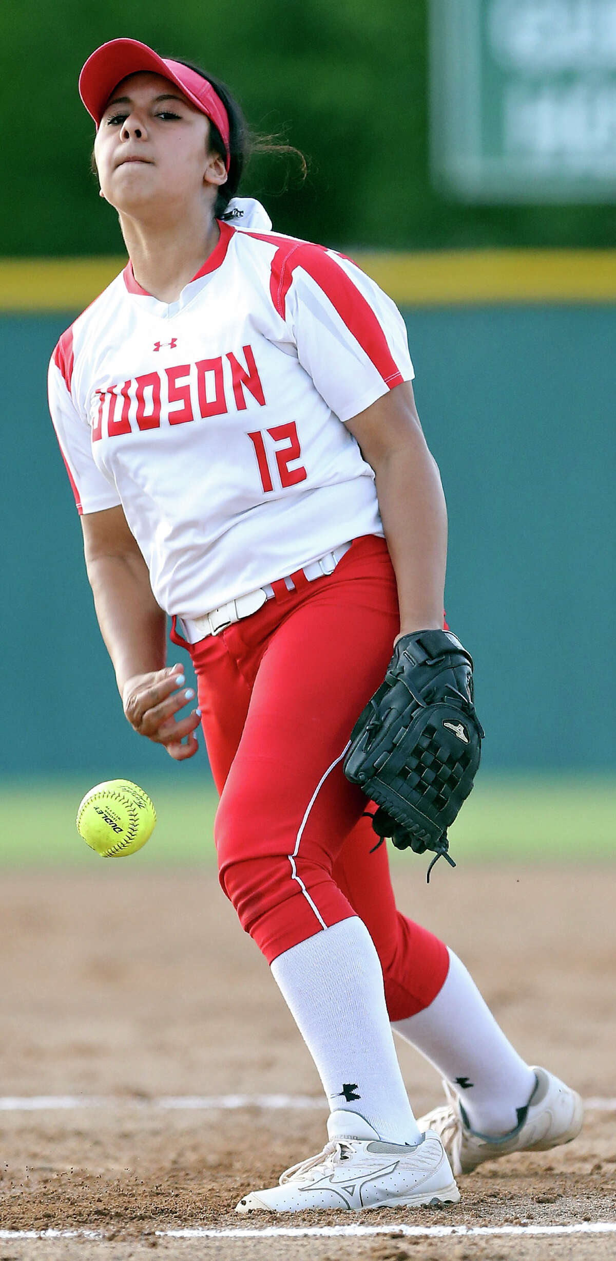 Judson's Michelle Iparraguirre was 24-6 with a 2.26 ERA and 143 strikeouts last season.