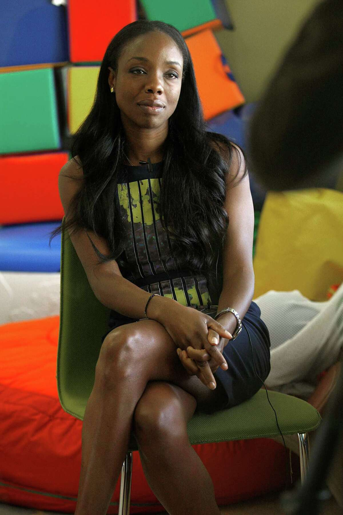 Dr. Nadine Burke Harris founded the Center for Youth Wellness in the Bayview.