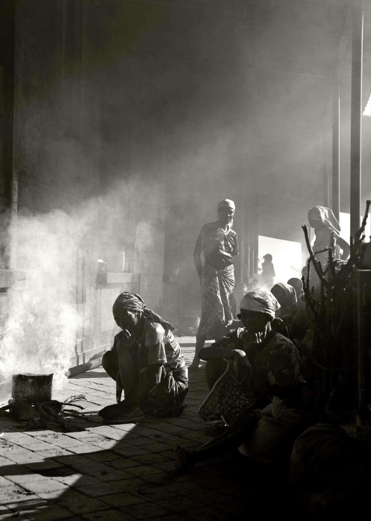 Angola, 2008 - War widows.