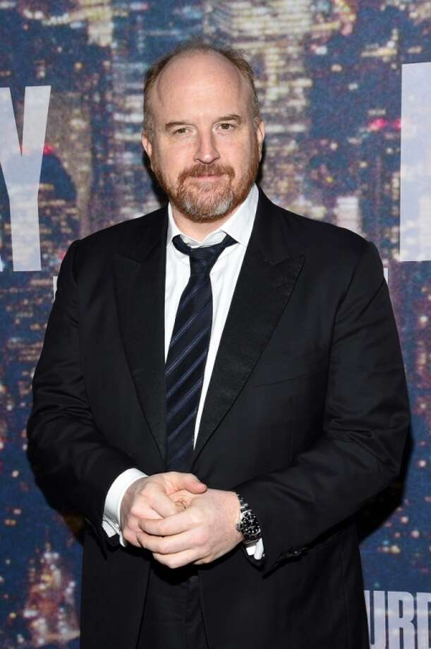 Louis C.K. is heading to the Bayou City on July 12. But he's not the only star serving up the laughs. KEEP CLICKING TO SEE WHICH OTHER COMEDIANS ARE PERFORMING IN HOUSTON THIS YEAR. Photo: Getty Images
