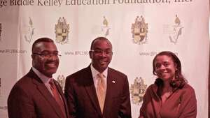 Were you Seen at the New York State Association of Black and PuertoRican Legislators' annual conference at the Hotel Albany on Saturday and Sunday, Feb. 14, 2015?