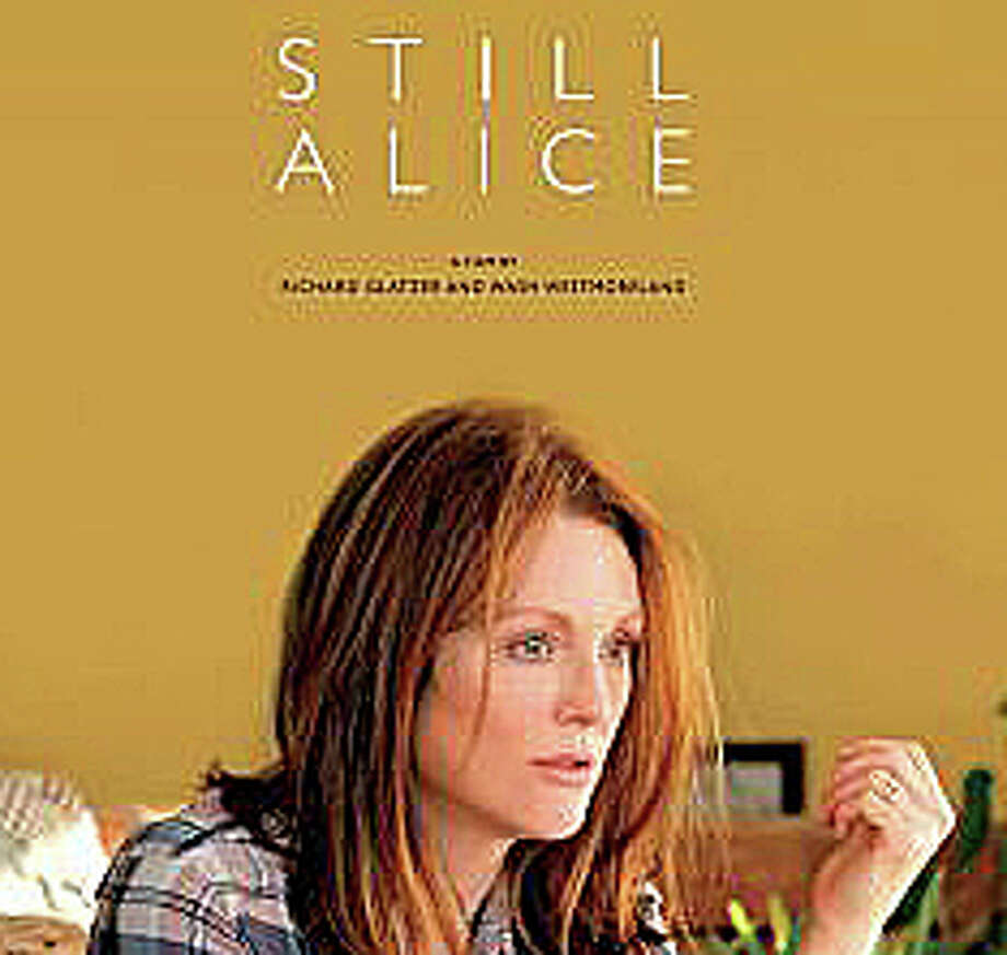 "Julianne Moore stars in ""Still Alice"" as a woman coping with her diagnosis of Alzheimer's disease. Photo: Contributed Photo / Westport News"