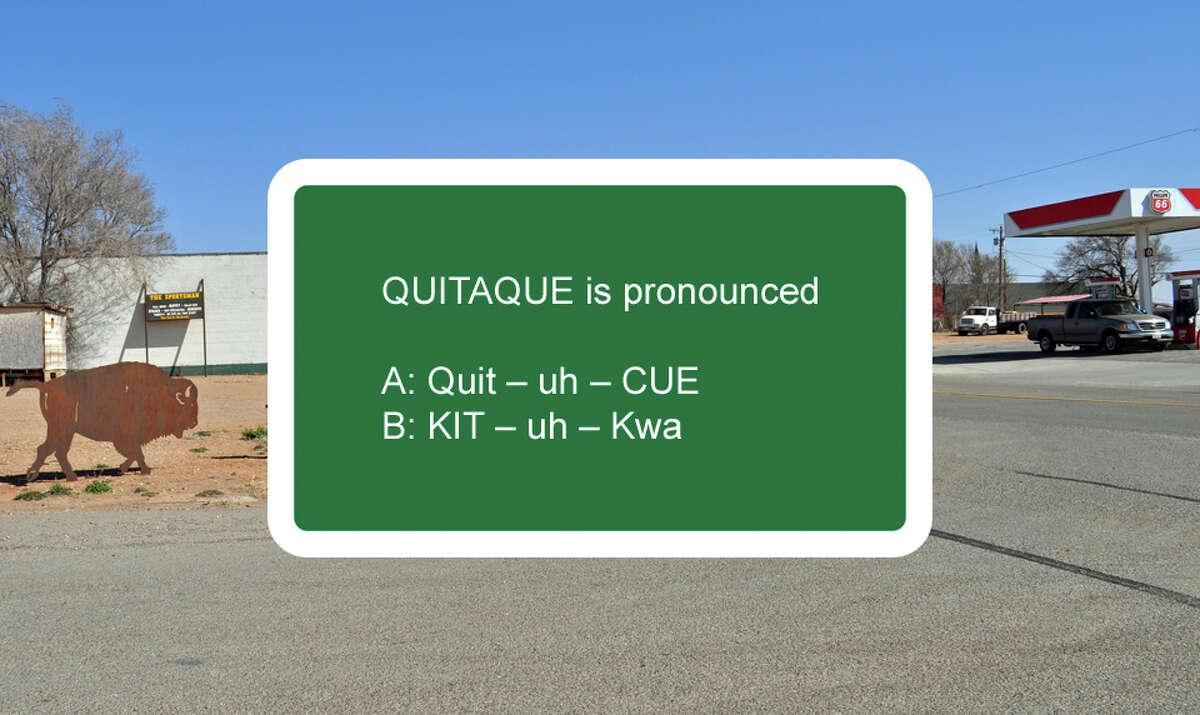 Quitaque