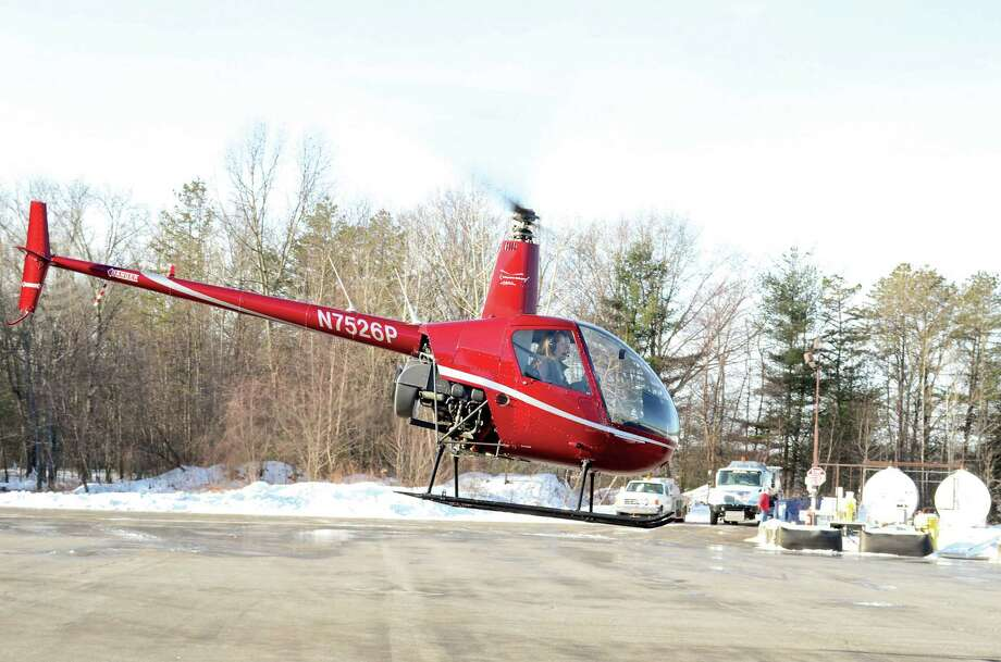 Independent Helicopters provides a variety of services, including flight instruction, tours, aerial photography, ferry flights and much more. Photo: Colleen Ingerto/Women@Work