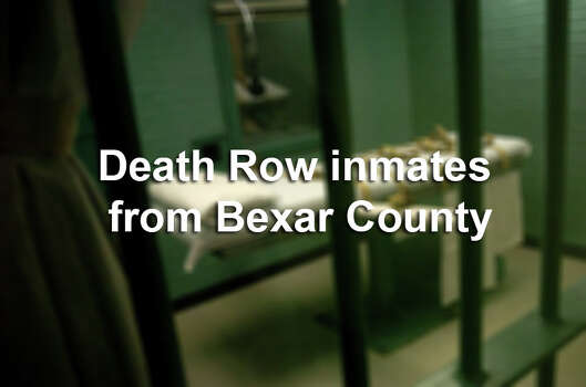 Texas leads the nation's death penalty states in executions. Here's a list of inmates who are currently on Death Row for convictions in the San Antonio area, and some who were recently executed. Photo: Carlos Antonio Rios, Photo Illustration / Houston Chronicle