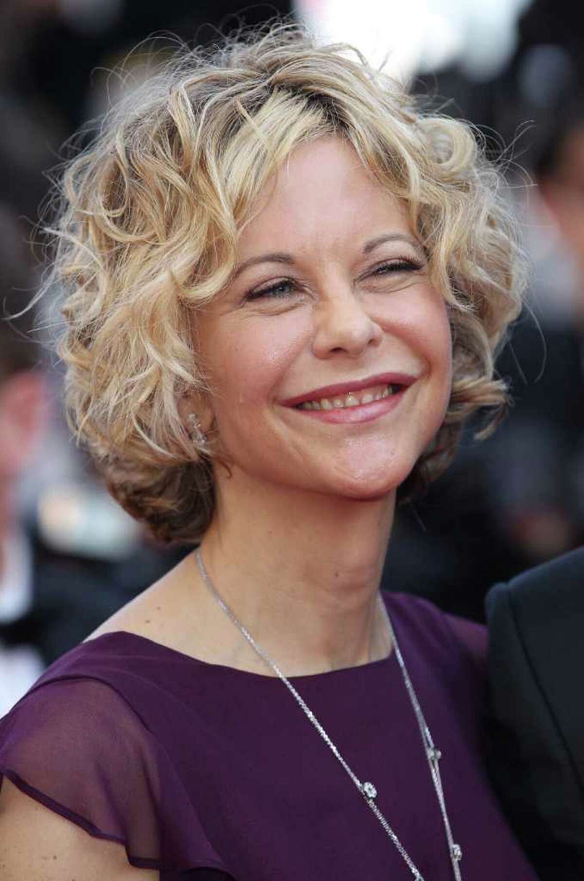 Meg Ryan Born: Fairfield Actress most famous for her roles in romantic comedy films such as When Harry Met Sally... and Sleepless in Seattle