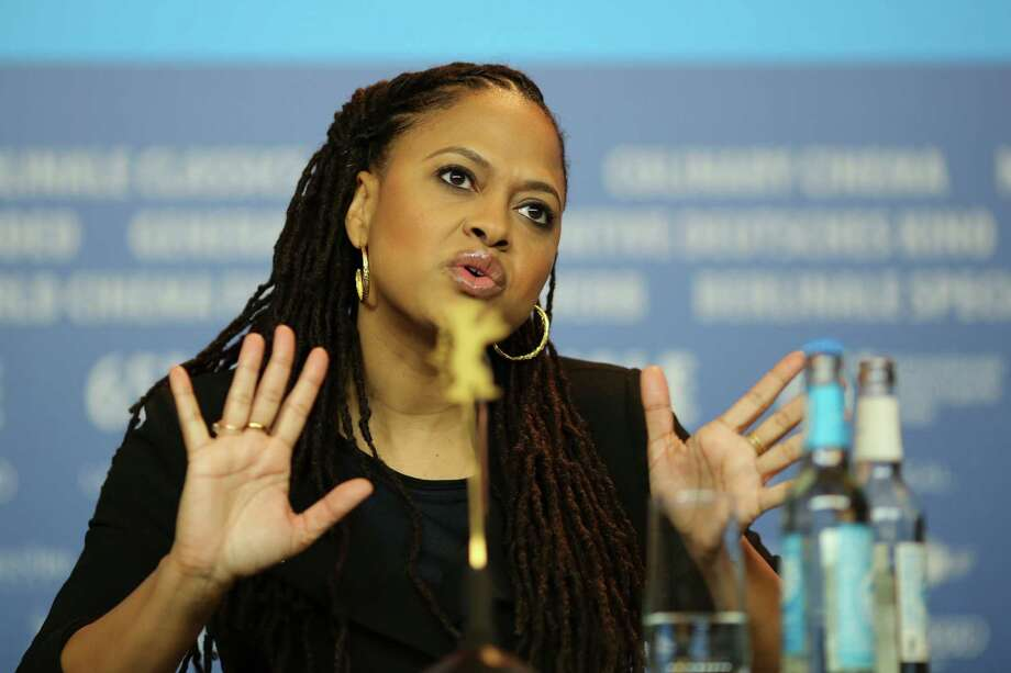 """Director Ava DuVernay's film """"Selma"""" has defied the odds by receiving a best picture Oscar nomination. Photo: Markus Schreiber /Associated Press / AP"""