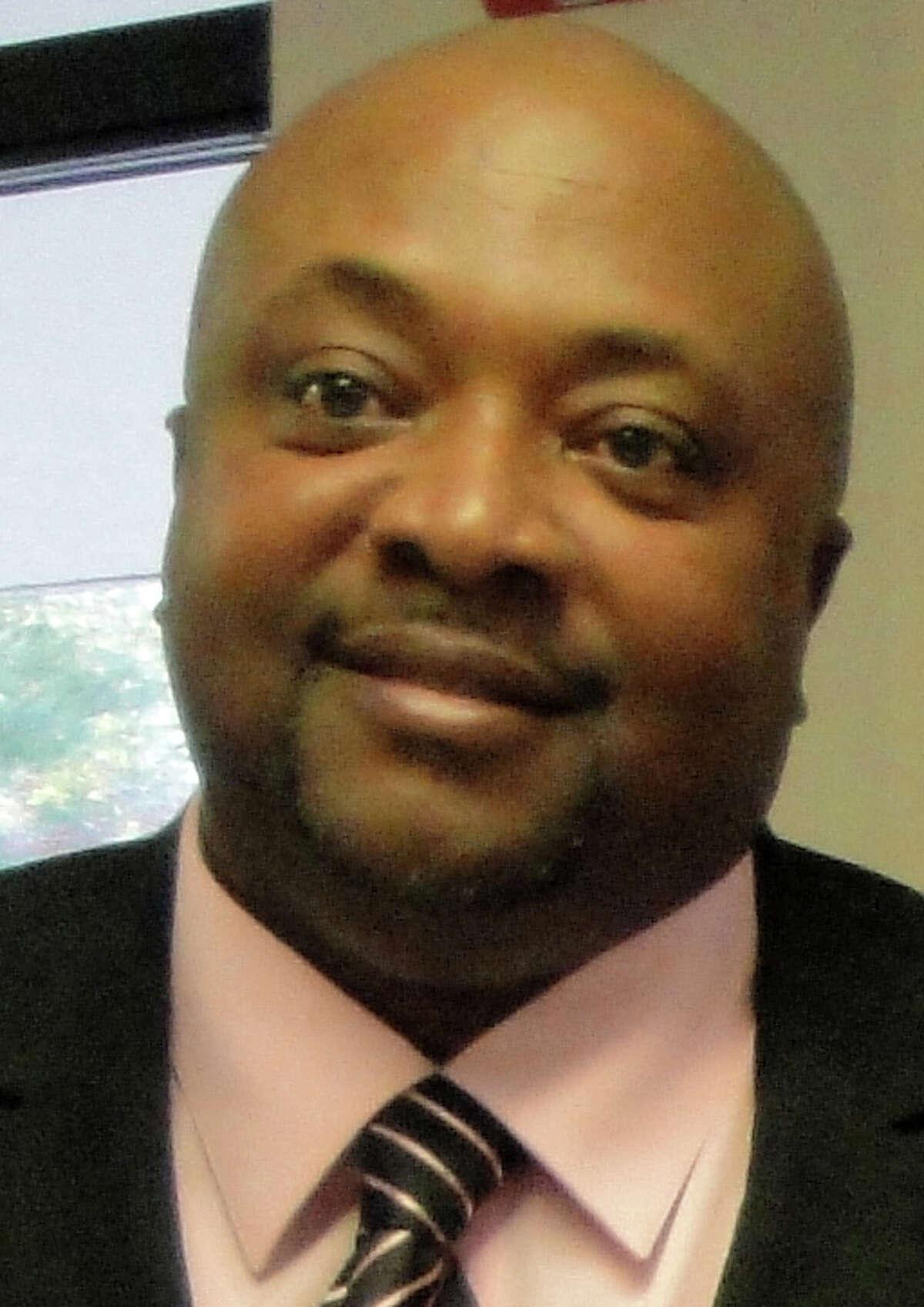 Pastor William D. McCullough, Bridgeport, Conn.