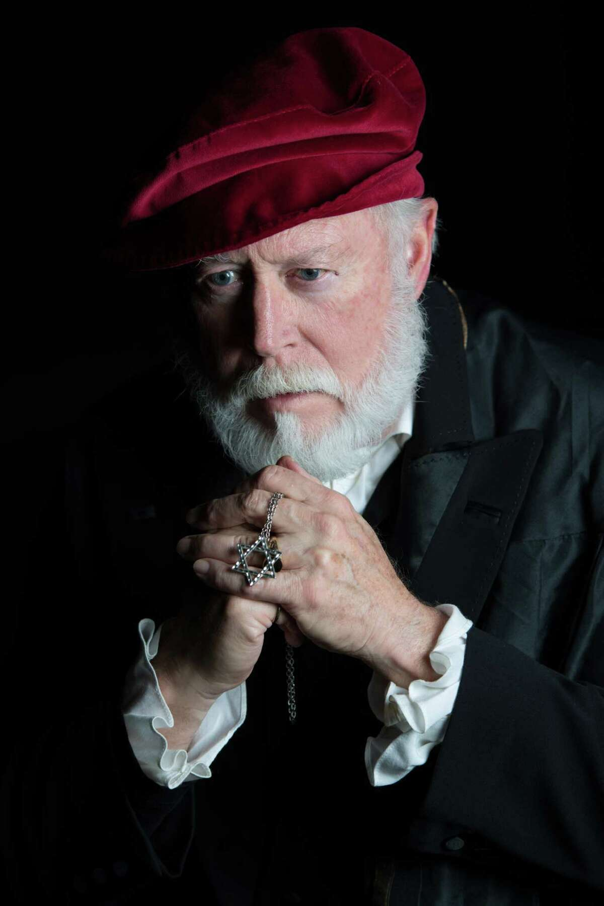 Allan S. Ross played Shylock in Classic Theatre's staging of