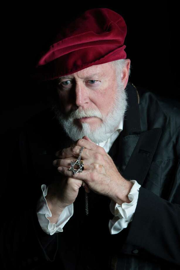 "Allan S. Ross played Shylock in Classic Theatre's staging of ""The Merchant of Venice."" Photo: Courtesy Siggi Ragnar / sRagnar"