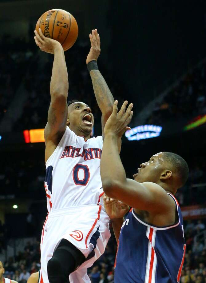 Biggest surprise team: Atlanta Hawks (43-11)Before this season, the only news about the Atlanta Hawks swirled around their then general manager Danny Ferry making some not-so-PC comments. The Hawks have rewritten all the headlines, though, and become the breakout team of the first half. It starts with All-Star point guard Jeff Teague, who averages 17.0 points and 6.2 assists while managing an offense that shares the ball and has several weapons. Then there is Kyle Korver – one of the league's most efficient players. Korver is on track to become the first player in NBA history to have 50 percent field goal shooting, 50 percent 3-point shooting and 90 percent free throw shooting for a season. Add two more All-Stars – Paul Millsap and Al Horford – and one second-year point guard who participated in the Skills Challenge and Rising Stars game, Dennis Schroder, to coach Mike Budenholzer (from the Gregg Popovich school) and you get a team primed to make a deep playoff run. Photo: Curtis Compton, McClatchy-Tribune News Service