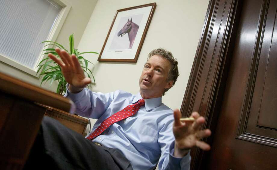 As Kentucky Senator Rand Paul launches his bid for the White House, take a closer look at where he stands on some of the biggest issues facing the country.  Photo: J. Scott Applewhite, STF / AP