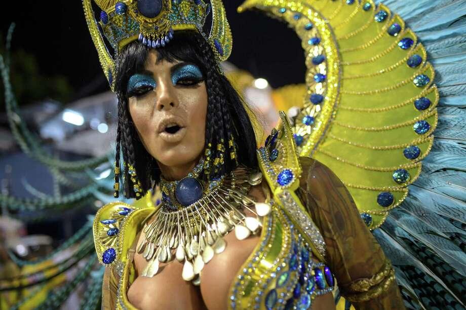 PHOTOS: Meet The Sexiest Brazilian Samba Dancers From Rio