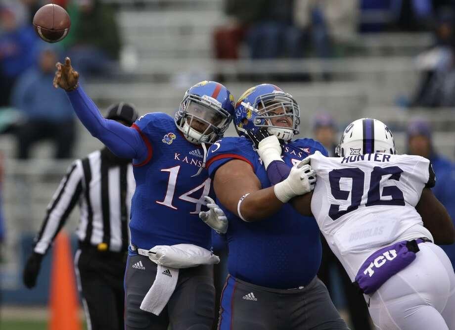 10. Kansas Odds: +8000 Photo: Orlin Wagner, Associated Press