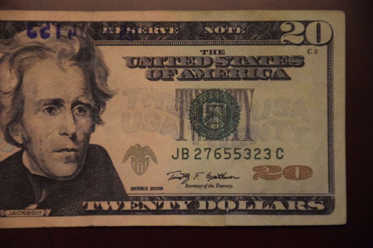 Only about .006 percent of money in circulation is believed to be counterfeit.