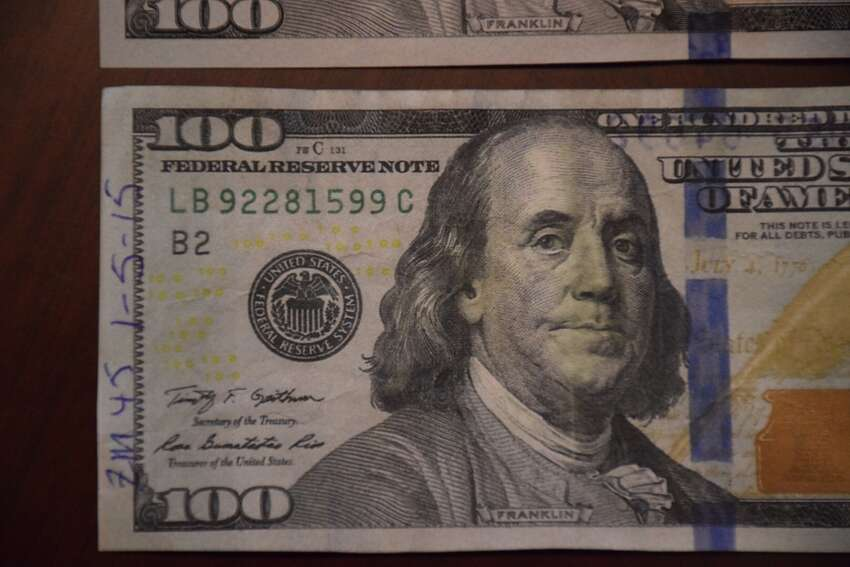 Security strips are another feature that prevents counterfeiting.