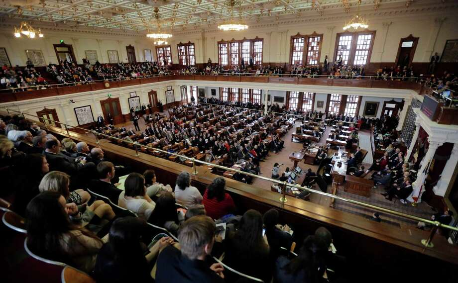 Texas House of Representatives in session. Photo: Eric Gay, Associated Press / AP