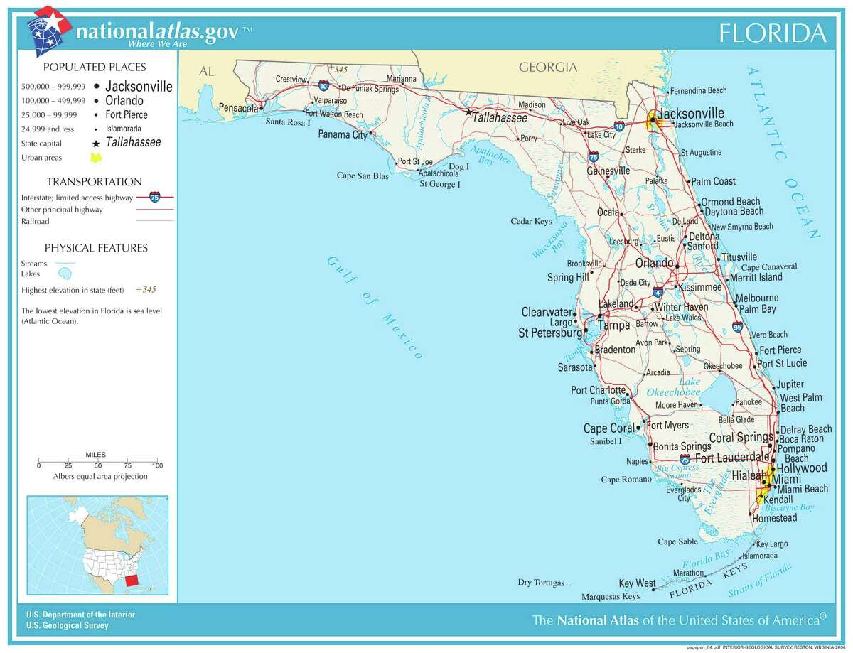 21. Florida