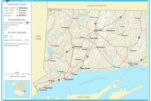 Connecticut   Wealthiest city:  Darien      Wealthiest city's median income:  $200,724   According to  Business Insider    Map from  U.S. Geological Survey