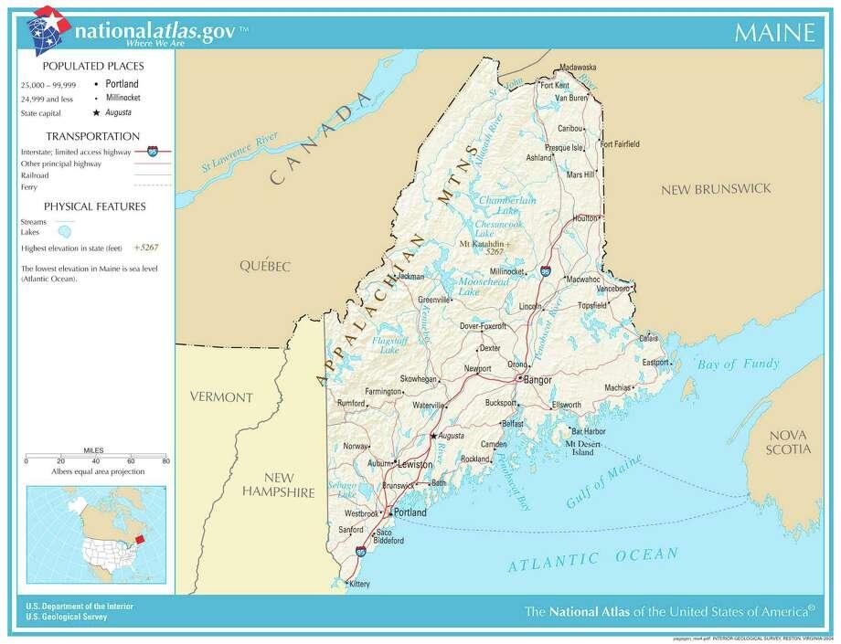 Maine: Bill AlfondHeir of Dexter Shoe companyNet worth:$1.2 billion Photo: Dylan Baddour