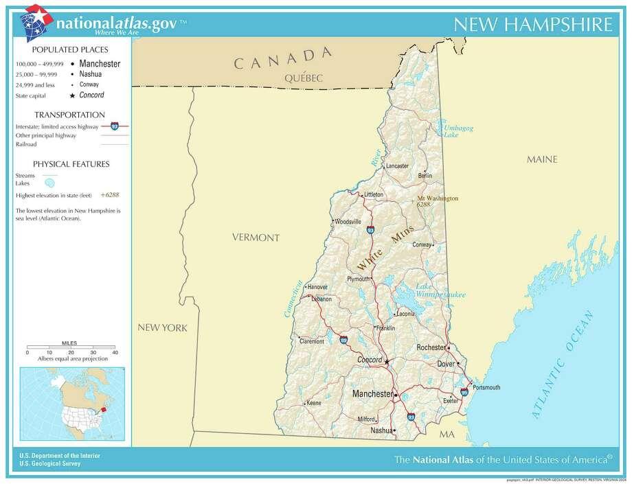 New Hampshire: Andrea Reimann-CiardelliHeir of JAB Holding CompanyNet worth:$320 million Photo: Dylan Baddour