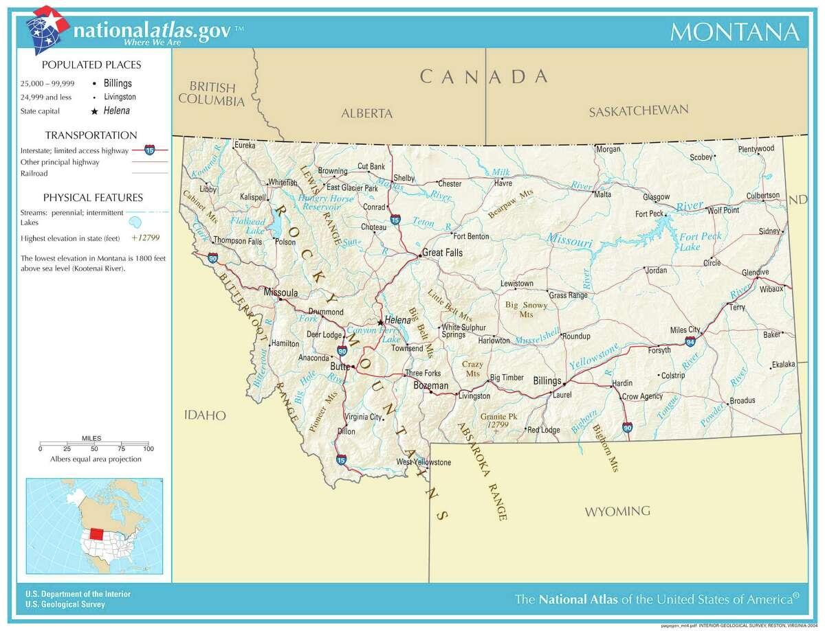 Montana Overall rank: 8 Affordability rank: 21 Quality of life rank: 22 Health care rank: 10 According to:Wallet Hub