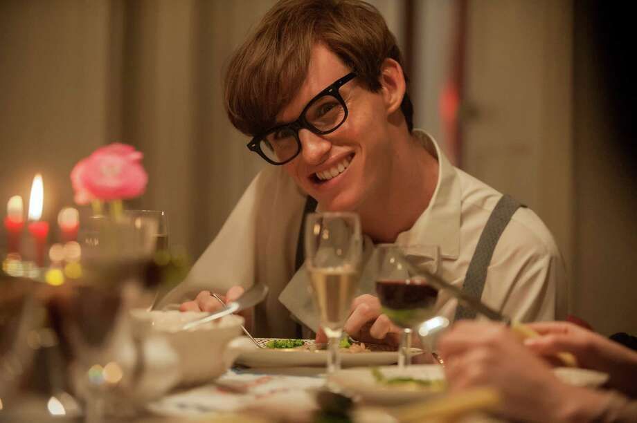 """2014 Eddie Redmayne  """"The Theory of Everything"""" As Stephen Hawking Photo: Universal Pictures / Focus Features, LLC"""