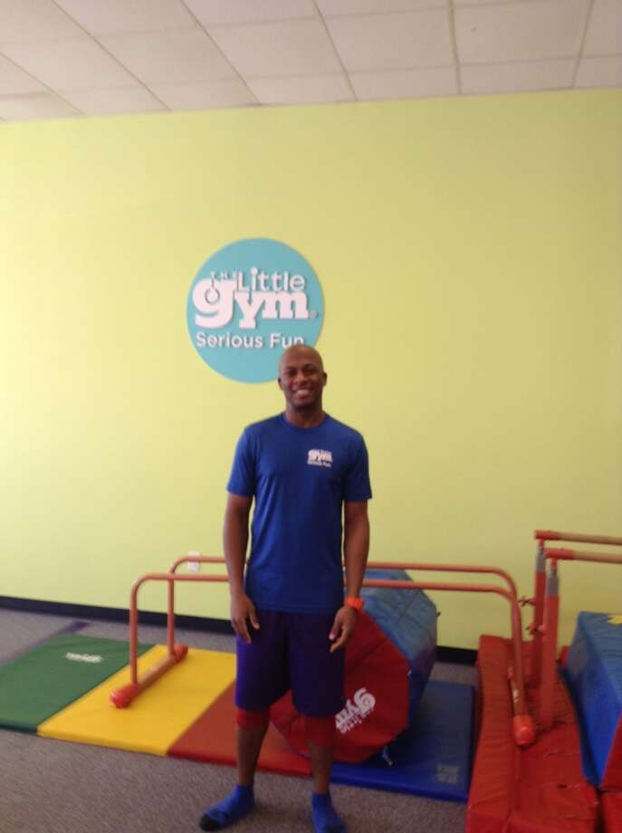 Kevin Berry, owner of The Little Gym of Pearland Photo: The Little Gym