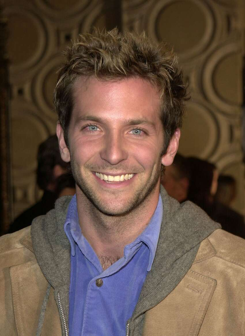 Bradley Cooper in 2002, around the time he was on