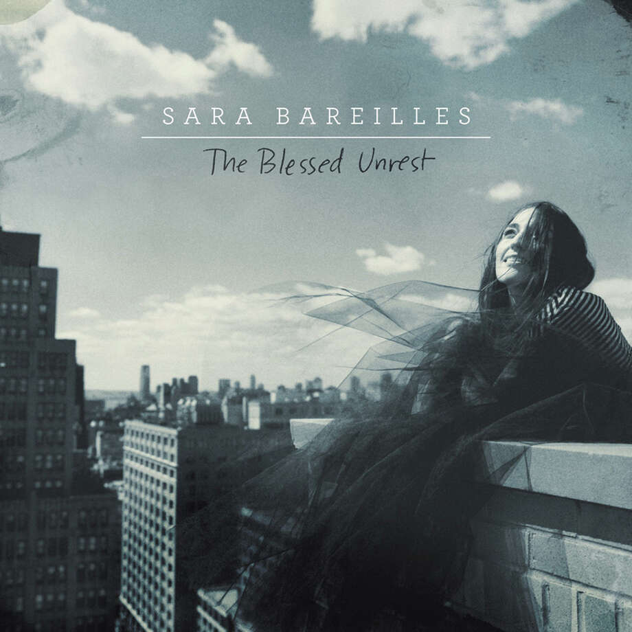 """Released in 2013, Sara Bareilles' """"The Blessed Unrest"""" was a Grammy Award nominee for Album of the Year. Photo: Fairfield Citizen/Contributed / Fairfield Citizen"""