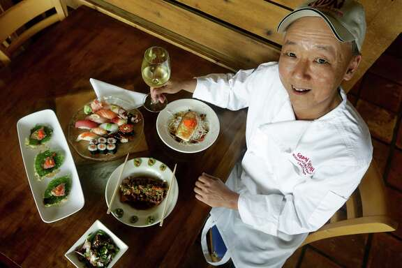 "William ""Goro"" Pitchford, owner of Godai Sushi"