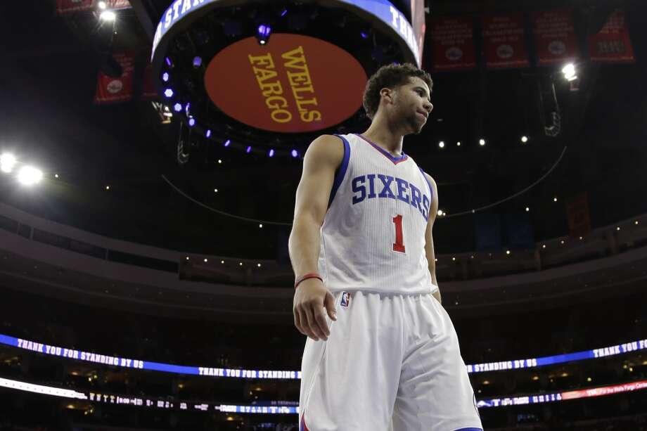 Philadelphia 76ers  Odds: 10,000-1 Photo: Matt Slocum, Associated Press