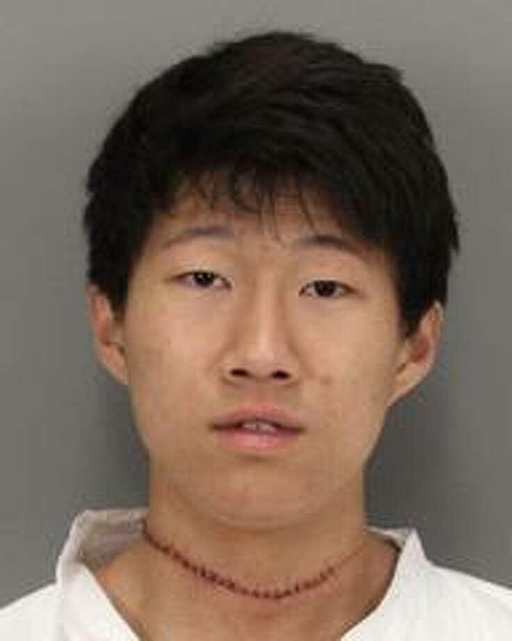 Dillon Kim Photo: Santa Clara Police / ONLINE_YES