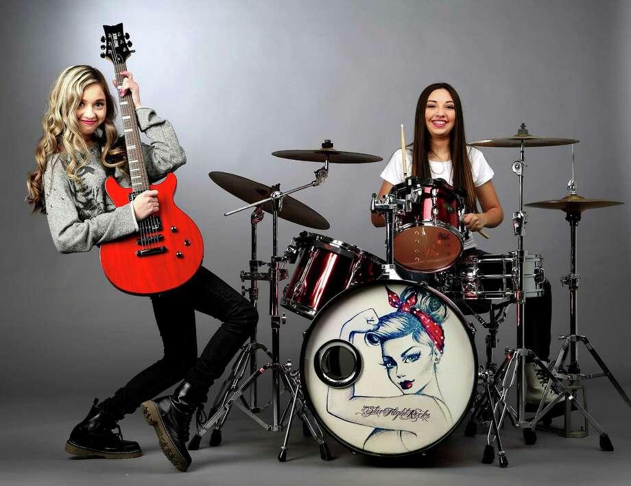 StarFlightRocks performs at House of Blues on Thursday. Photo: Karen Warren, Staff / © 2013 Houston Chronicle