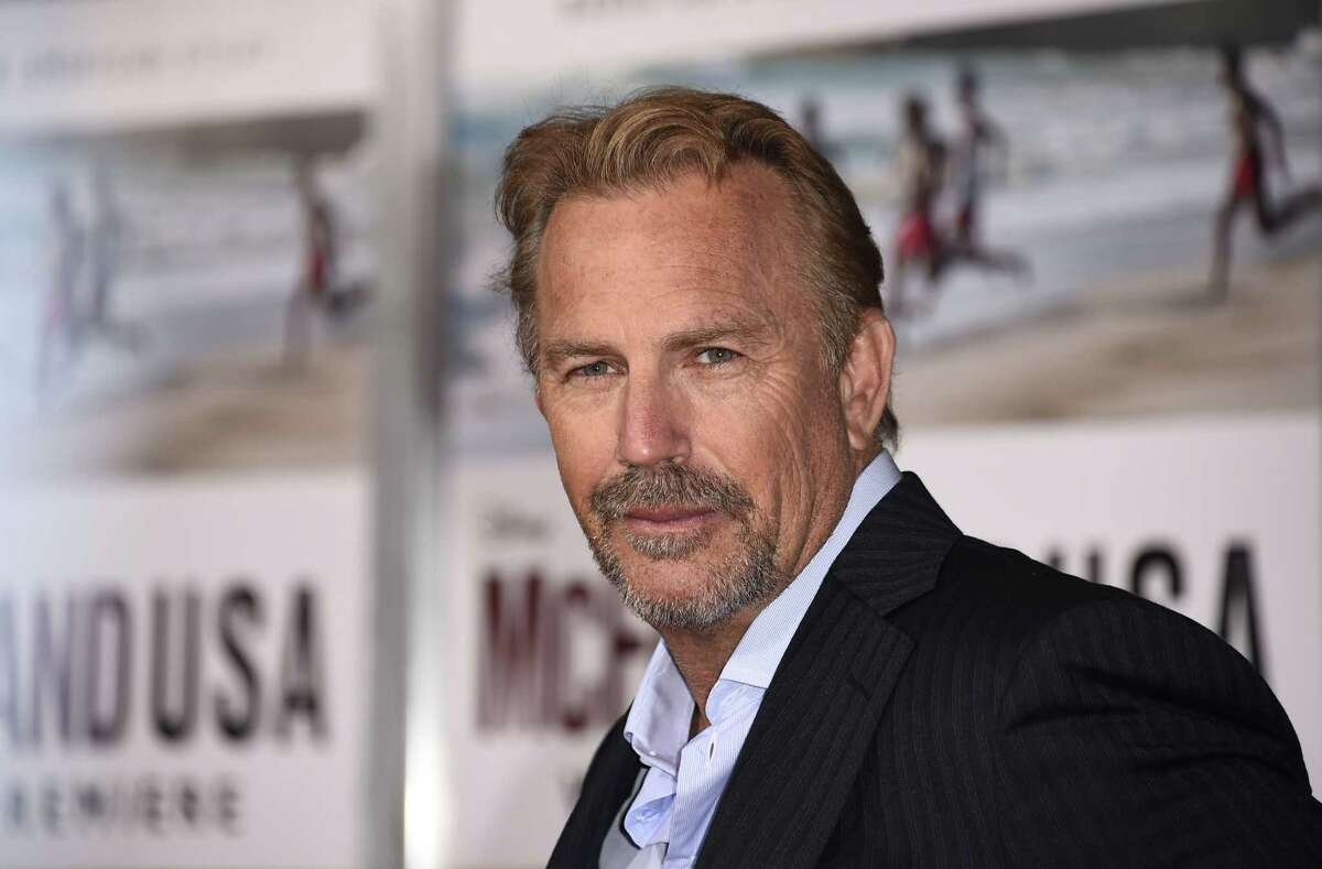 Actor Kevin Costner Born January 18, 1955