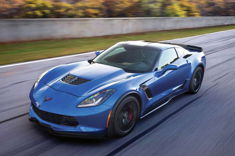 2015 Chevrolet Corvette Z06 Photo: Richard Prince/Courtesy Of Chevrolet / ©2014 Richard Prince/Chevrolet rprincephoto.com richard@rprincephoto.com +631-427-0460 USA
